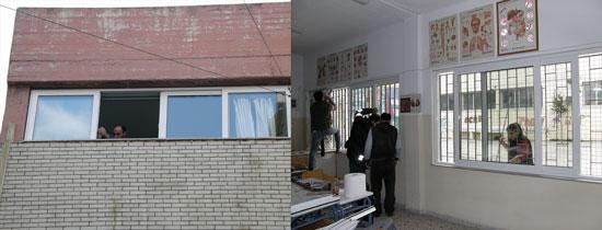 Κοινωφελής αρωγή της ΕΤΕΜ – Αντικατάσταση των παλαιών κουφωμάτων στο 56ο Γυμνάσιο Αθηνών