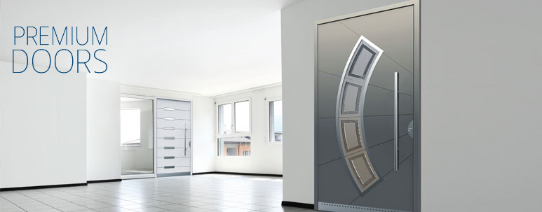 Πόρτες Αλουμινίου – Premium ETEM