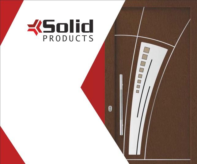 Πάνελ PVC Solid